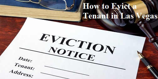 how-to-evict-tenant-las-vegas